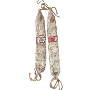 Longaniza-env 400g-porc blanc-Saucisson-catalan-jambon-casa-periche